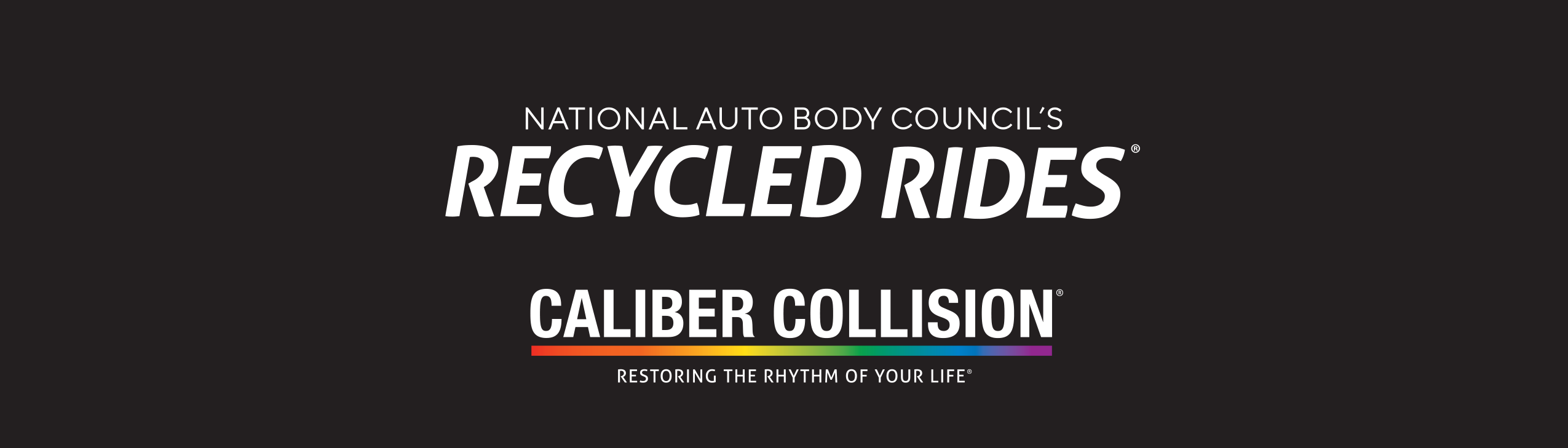 National Auto Body Council's Recycled Rides